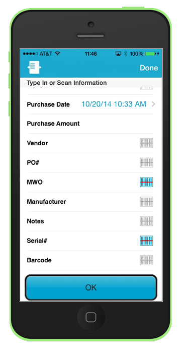 Rental Tracker iOS iPhone App