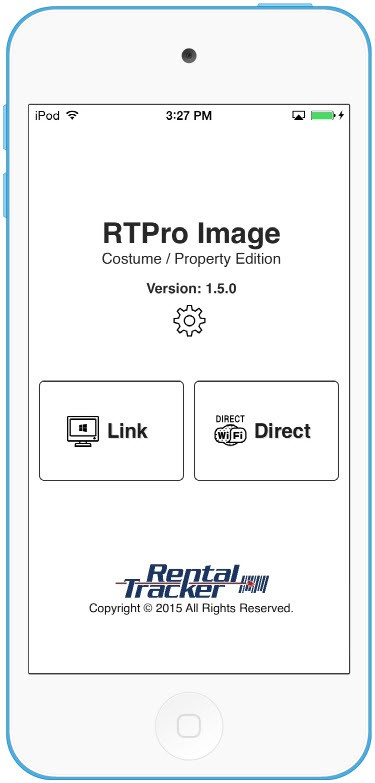 Rental Tracker Image App